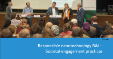 image: Societal Engagement Practice - Citizens meet experts - BMBF