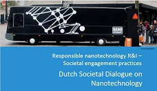 image: Societal Engagement Practice - Dutch Societal Dialogue on Nanotechnology