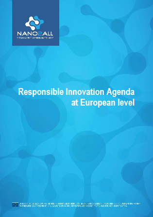 image: Dialogue results: Responsible Innovation Agenda at European level