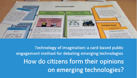 image: Technology of imagination: a card-based public engagement method for debating emerging technologies